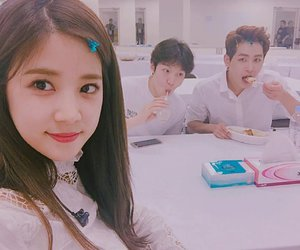 infinite, hoya, and chorong image