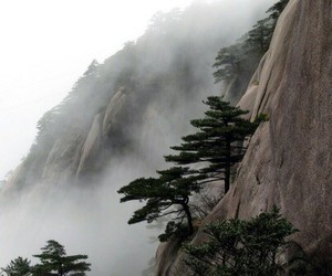 aesthetic, china, and mountains image