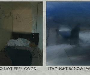 indie, sad, and tumblr image