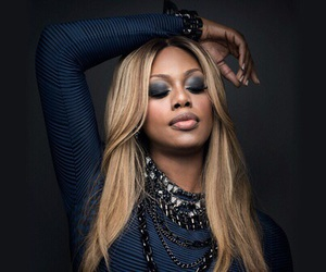 laverne cox and orange is the new black image