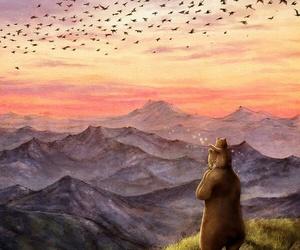 bears, mom, and cute image