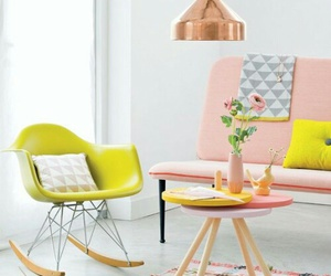 home, decor, and pastel image