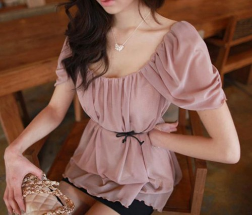 beautiful, blouse, and girl image