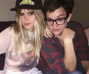 scream, carlson young, and bex taylor-klaus image