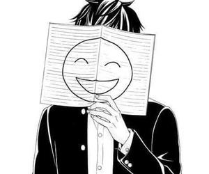 anime, manga, and smile image