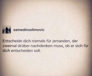 quotes, sprüche, and samedin image