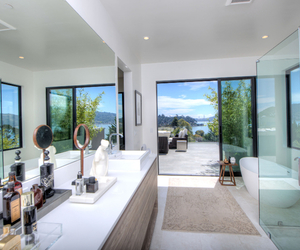 bathroom, bath, and design image