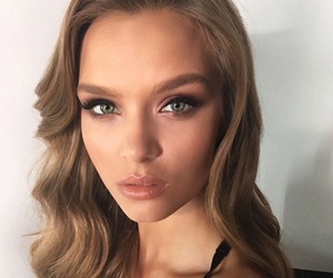 josephine skriver, model, and hair image