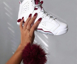 jordan and burgundy image
