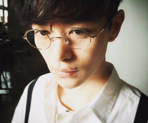 glasses and seto koji image