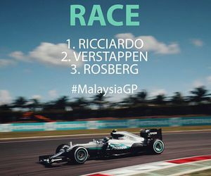 formula 1, Malaysia, and max verstappen image