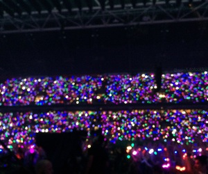 aesthetic, coldplay, and colours image