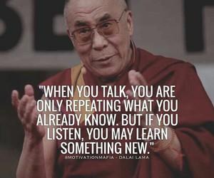 dalai lama, inspiration, and quotes image