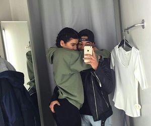 ass, couple, and hands image