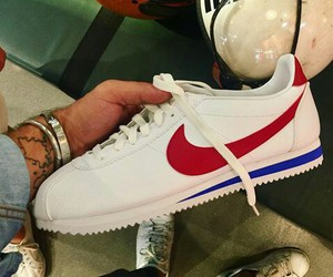 cortez, nike, and shoes image