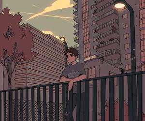 aesthetics, anime, and boy image