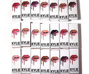 cosmetics and kylie jenner image