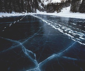 ice, snow, and winter image