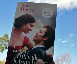 autumn, me before you, and lovestory image