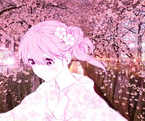 japan, kawaii, and manga image