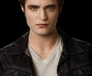 edward cullen, robert pattinson, and love image
