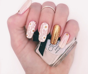diy, flower, and gold image