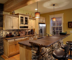 decor, design, and kitchen image