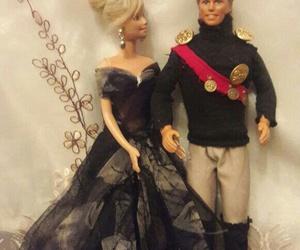 barbie, ken, and royal image