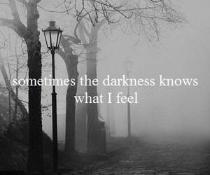 Darkness, sad, and dark image
