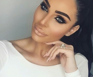 classy, elegant, and eyebrows image