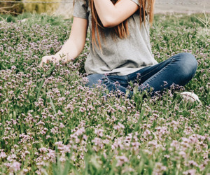 adventure, floral, and photography image