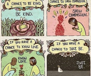 compassion, words, and life image