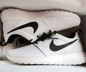 nike, shoes, and white image