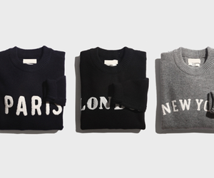 fashion, layout, and paris image