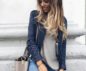 casual, fashion, and chic image