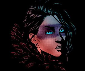 morrigan, comics, and the wicked the divine image