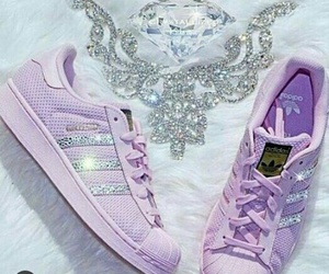 adidas, shoes, and purple image