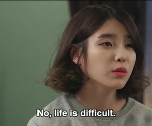 iu, life, and quotes image