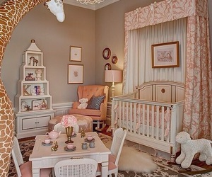 nursery, baby, and child image