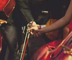 cello, music, and love image