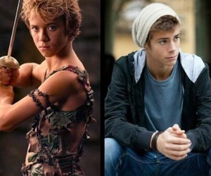 peter pan, boy, and jeremy sumpter image