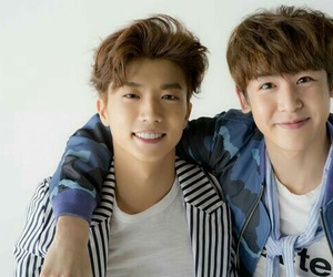2PM, nichkhun, and wooyoung image