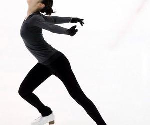 figure skating, ice skating, and korea image