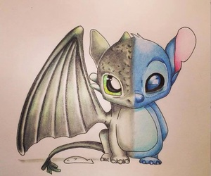cute, art, and disney image
