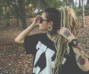 Chica, negro, and dreadlock image