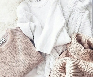 autumn, sweater, and fall image