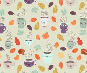 background, coffee, and mug image