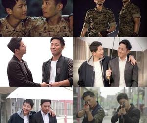bro, Korean Drama, and song joong ki image