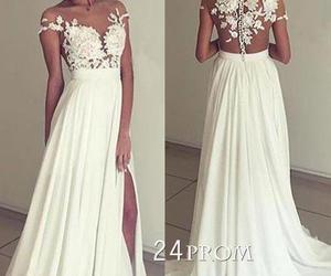 evening dresses, wedding dresses, and party dresses image