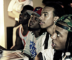 Issa, emmanuel, and jacquees image